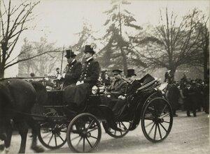 1918. Король Бельгии Альберт I