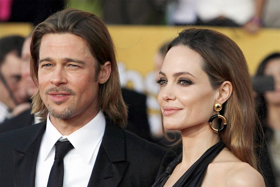 Анджелина Джоли и Бред Питт не разведутся!