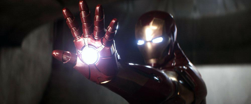 Marvel's Captain America: Civil WarIron Man/Tony Stark (Robert Downey Jr.)Photo Credit: Film Frame© Marvel 2016