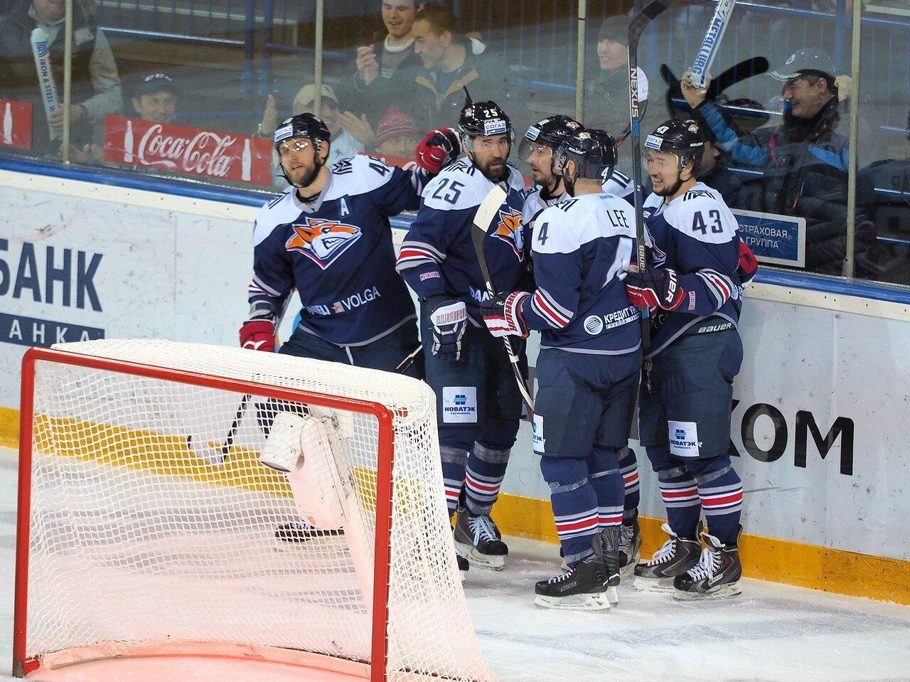 25Плей-офф 2016 Восток Финал Металлург - Салават Юлаев 25.03.2016