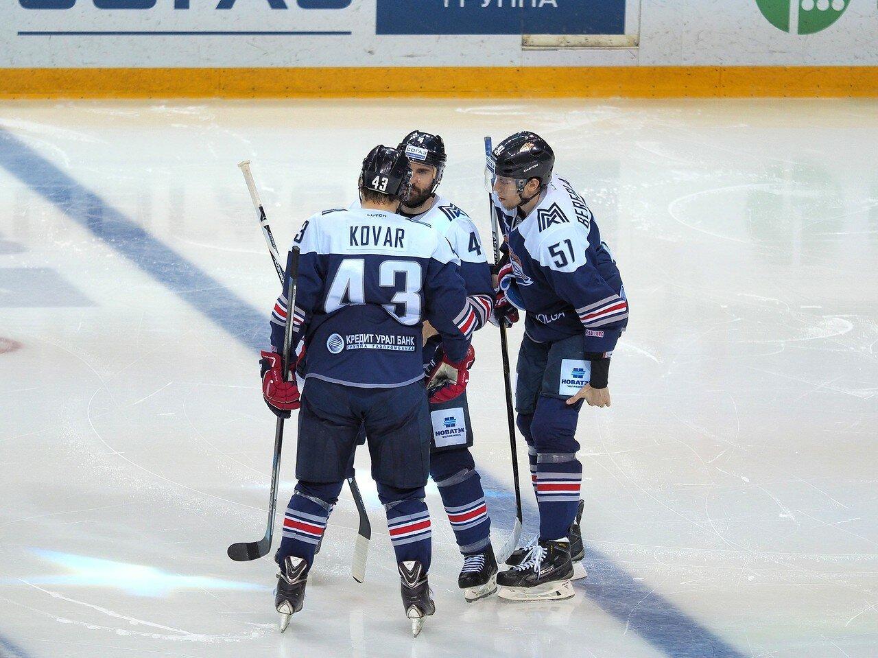 49Плей-офф 2016 Восток Финал Металлург - Салават Юлаев 25.03.2016