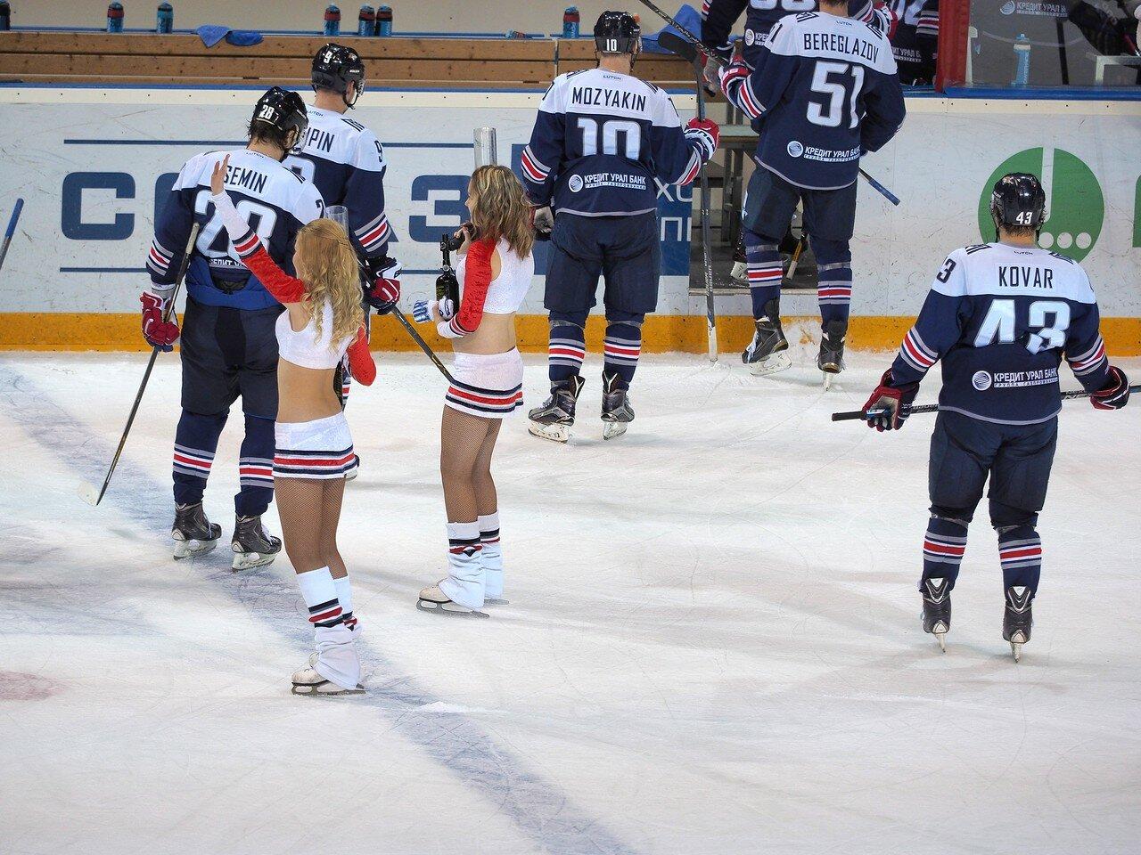 71Плей-офф 2016 Восток Финал Металлург - Салават Юлаев 25.03.2016