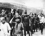 Первый пионерский парад.Москва.1924 год.jpg