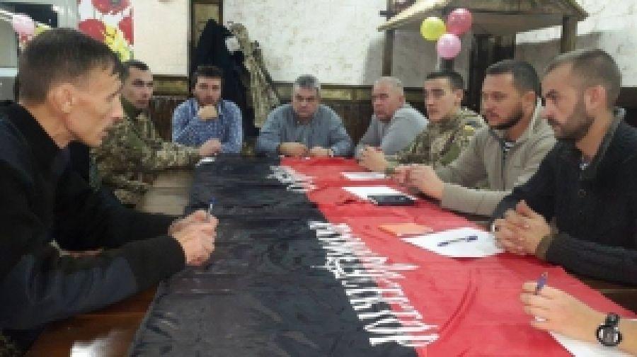 Полтавский центр провел сбор членства и принял неотложные решения