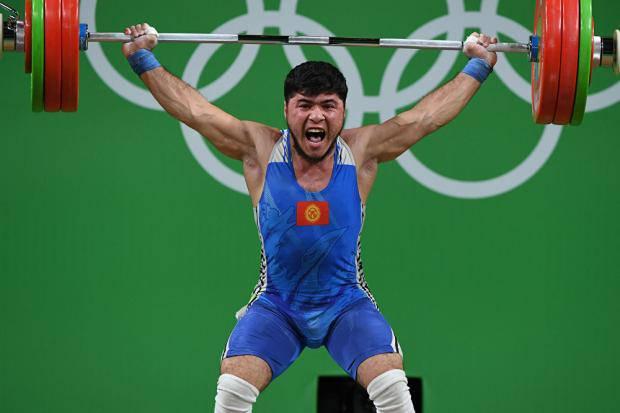 Страна лишилась единственной медали в Рио: Киргизского штангиста лишили бронзовой награды