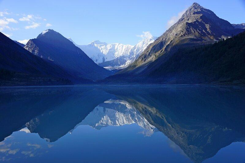 Зеркало Аккемского озера