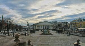 Москва Манежная