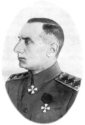 А. В. Колчак, официальная фотография 1919 года