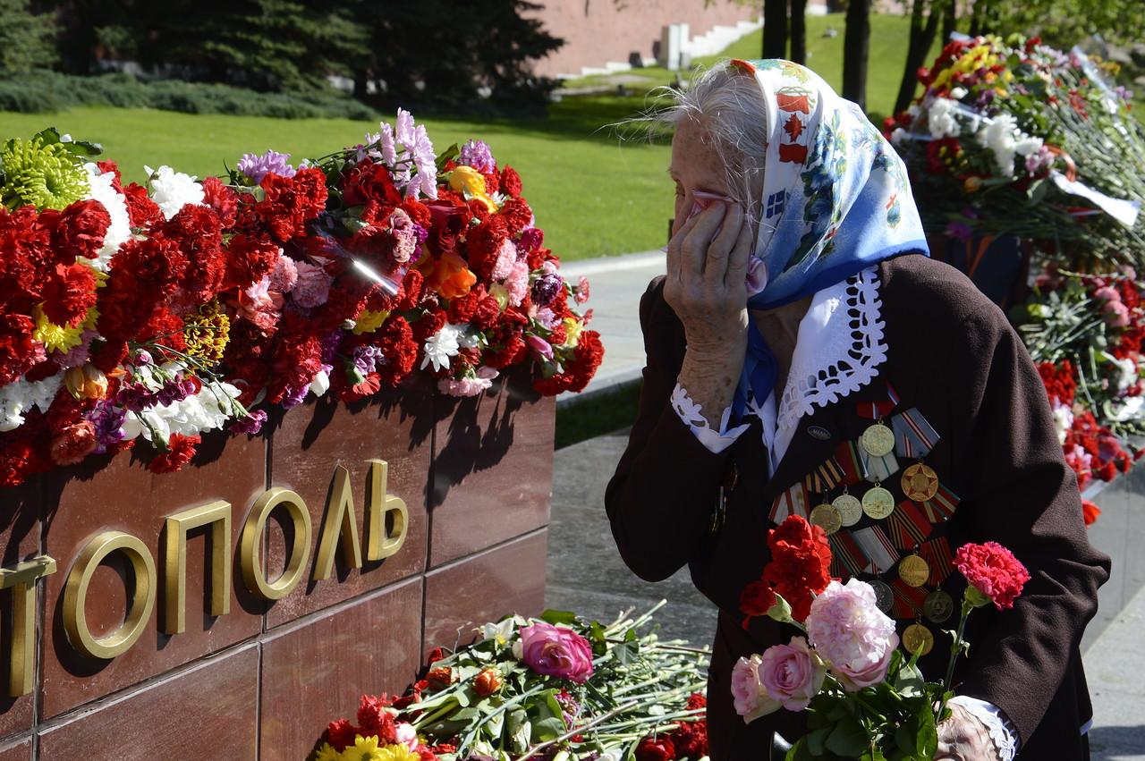 День Победы Память о погибших