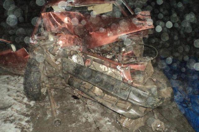 ВСтепновском районе молодой шофёр  умер  вДТП
