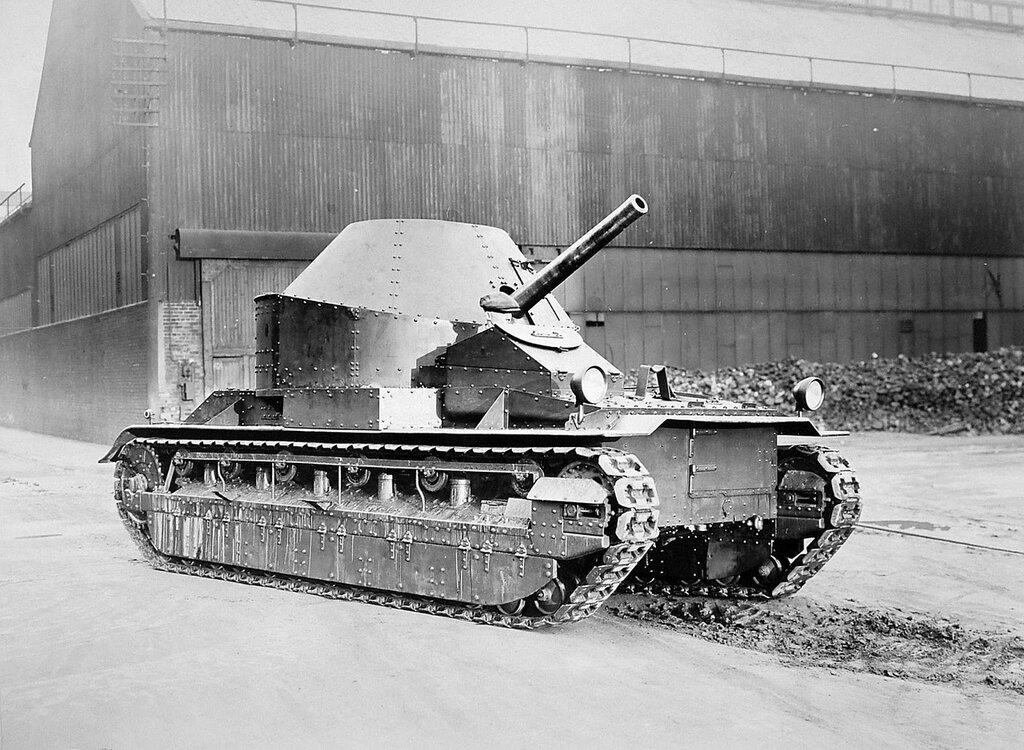 Birch Gun Mk.IE, 1928