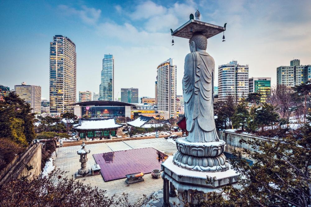 © sepavone_depositphotos  Это Сеул— столица Южной Кореи, которая признана самым счастливым го