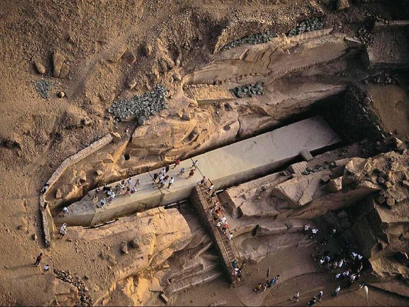 10 необьяснимых археологических находок (10 фото)