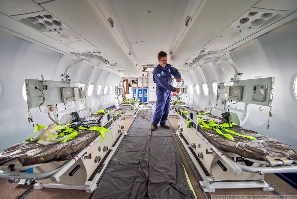 4. Оборудование модуля позволяет врачам оказывать пациентам квалифицированную помощь прямо во в