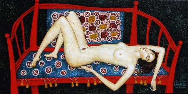 У Сережи в кровати завелась женщина… (6 фото)