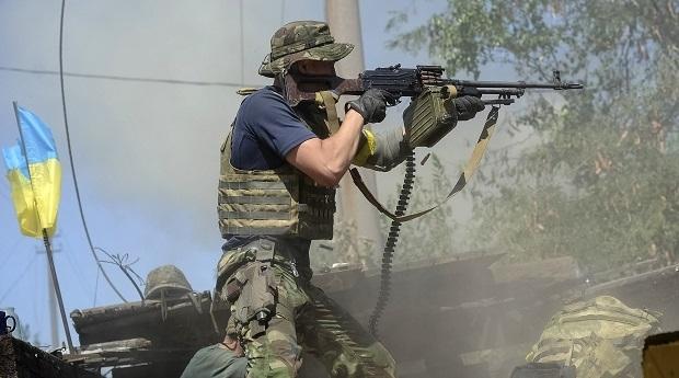 Взоне АТО насчитали 70 обстрелов, бьют изтяжелой артиллерии
