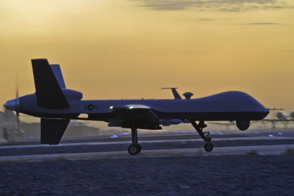 Беспилотник США убил 13 мирных жителей