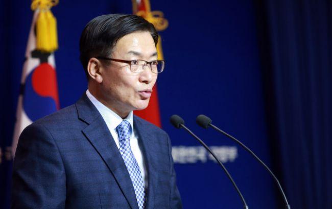 Минобороны Южной Кореи неисключает превентивного удара поКНДР