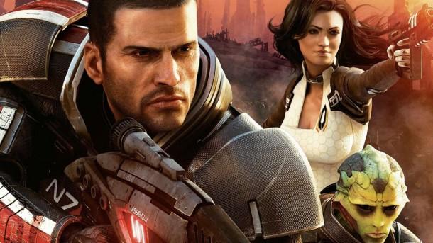 Mass Effect 2 дляPC раздают бесплатно