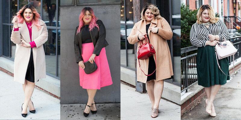 Plus size блогеры