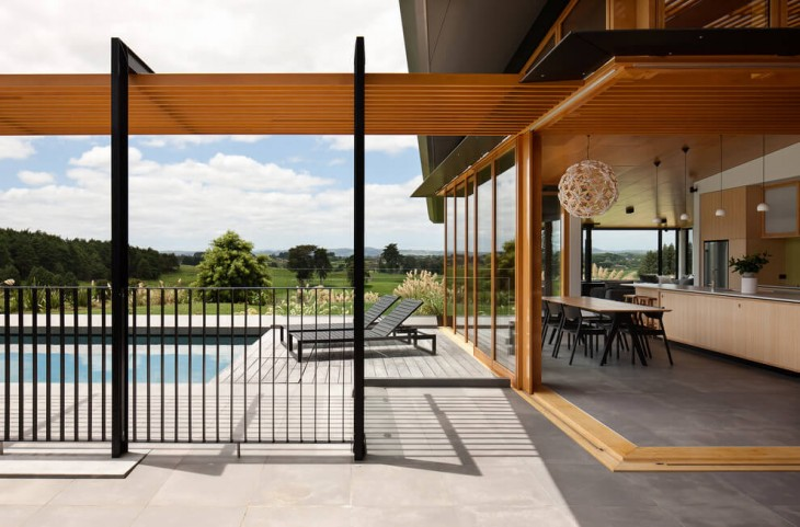 Te Hihi by Strachan Group Architects