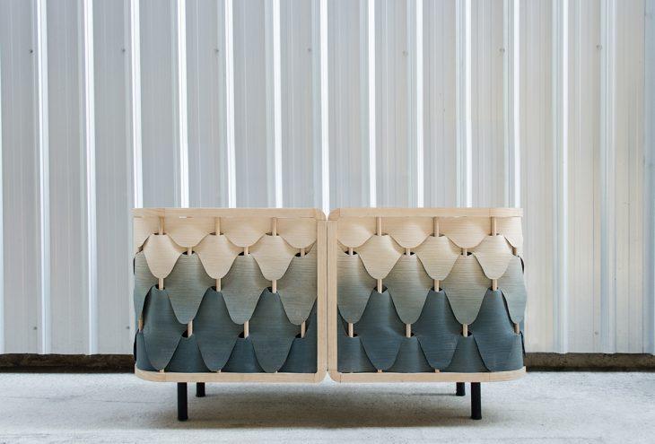 Design students Jumphol Socharoentham and Pakawat Vijaykadga have created this inspiring color-gradi