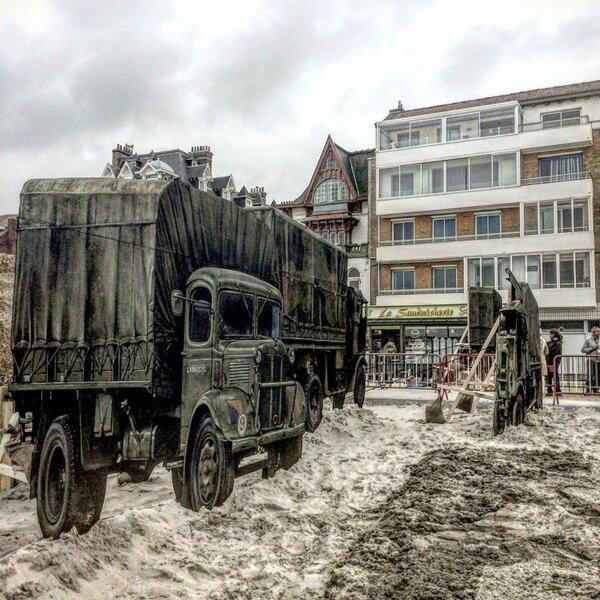 Начались съемки «Дюнкерка» Кристофера Нолана