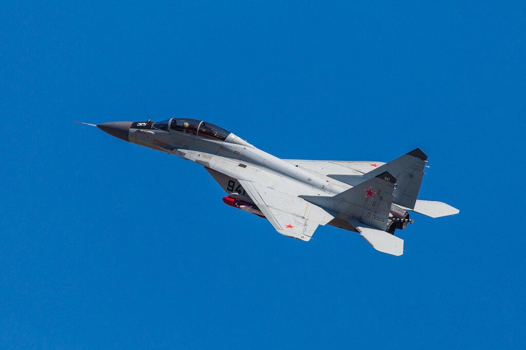 МАКС2015. МиГ-29К