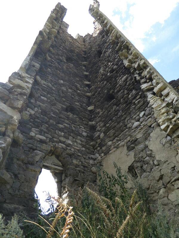 Внутреннее строение боевой башни, Цори
