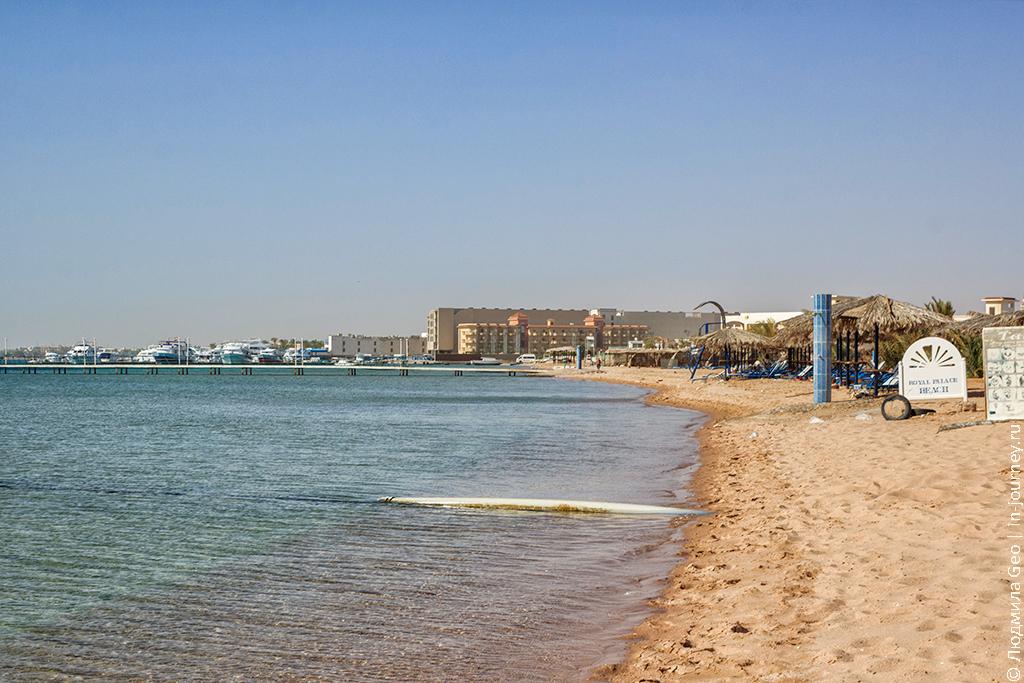 Египет отель Сива Гранд Бич