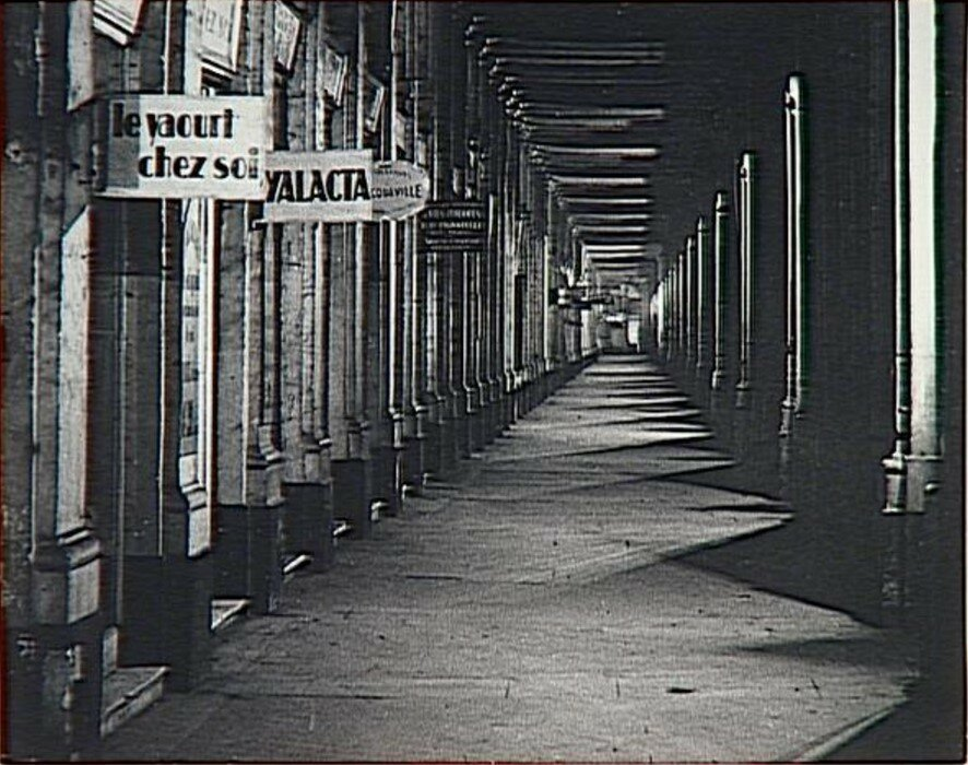 1932. Галерея Пале-Рояль