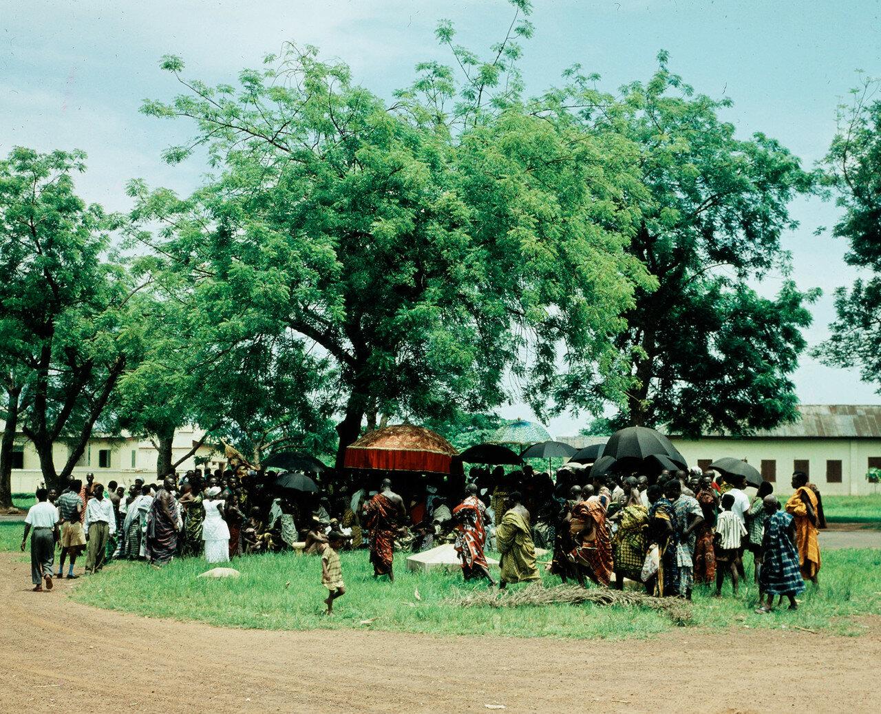 Фестиваль Ашантихене