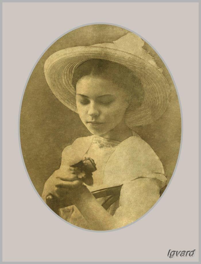 Старшая дочь Барышникова – Анна Алексеевна