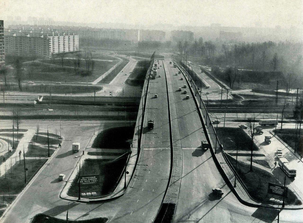 1975. Развязка в Новогиреево