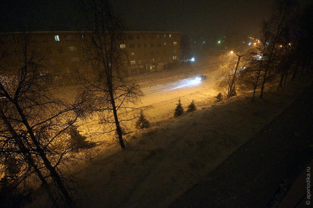 Снежный Златоуст