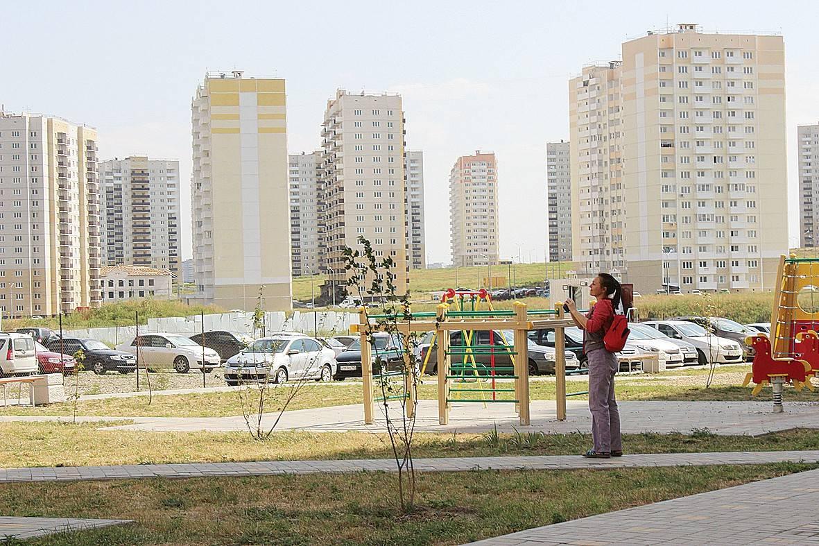 Застройка детскими и спортплощадками жилкомплексов станет обязательной