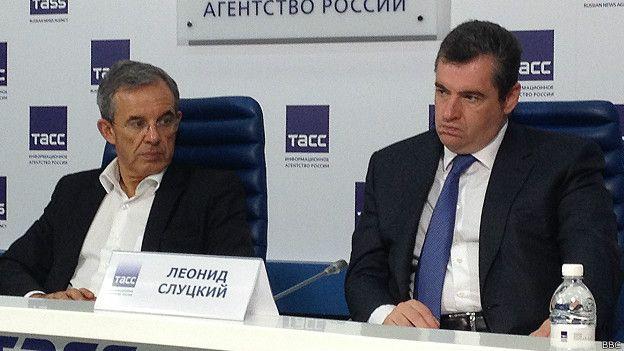 Французские народные избранники хотят вернуться в Российскую Федерацию