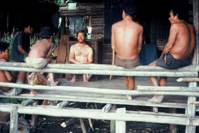 Необыкновенное племя индейцев пираха