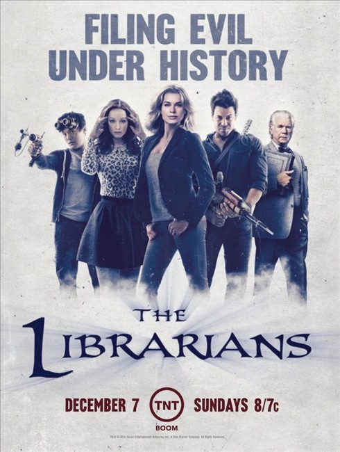 ������������ / The Librarians (2 ����� 2015)