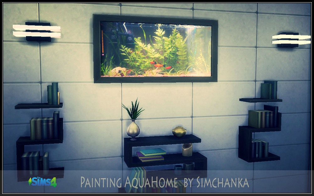 Painting AquaHome by Simchanka