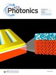 Журнал ACS Photonics  №1-12 2014