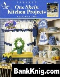 Журнал Crochet One Skein Kitchen Projects jpg 4,1Мб