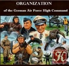 Книга Organization of the German Air Force High Command