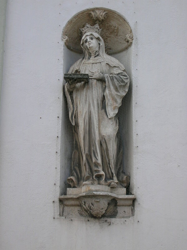 Spitalkirche Eichstätt Front