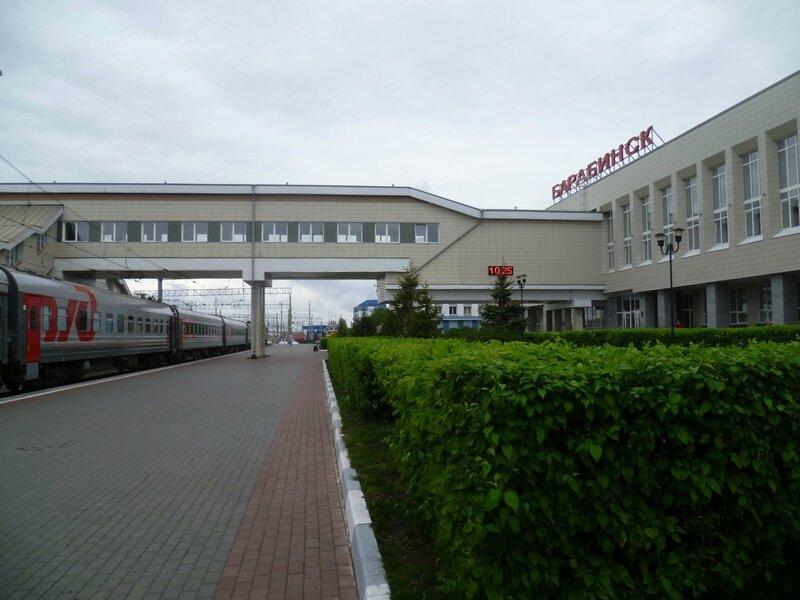 Станция Барабинск (Station Barabinsk)