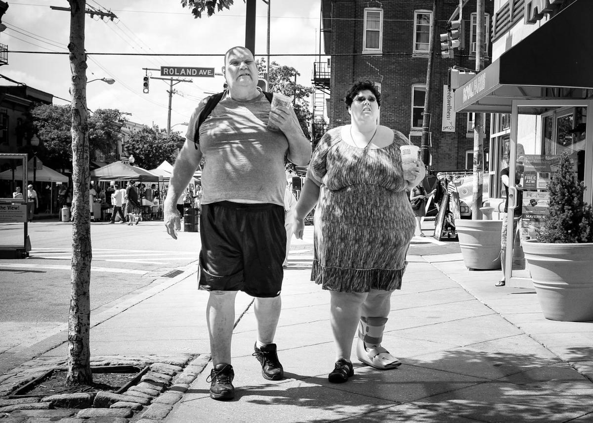 Неулыбчивая Америка: Черно-белая жизнь в бедных кварталах современного Балтимора (3)
