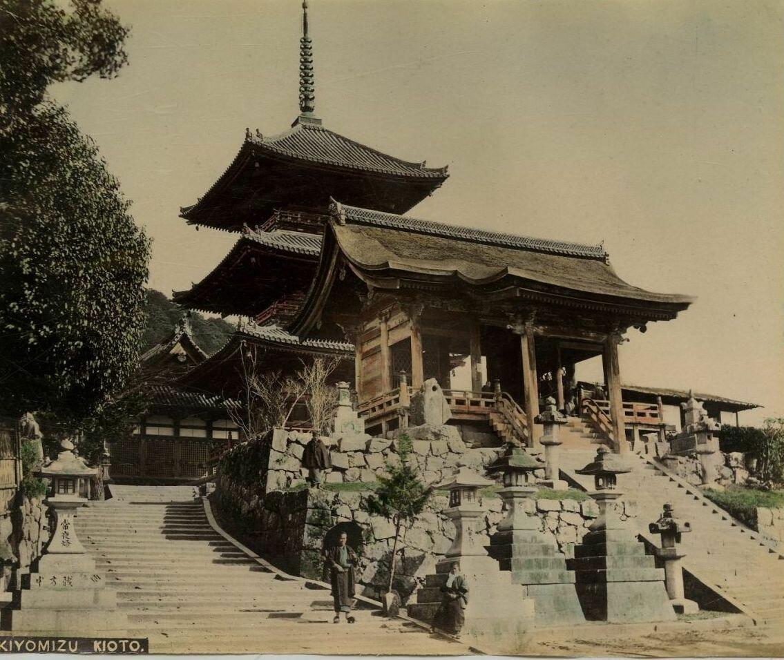 Киото. Киемидзу