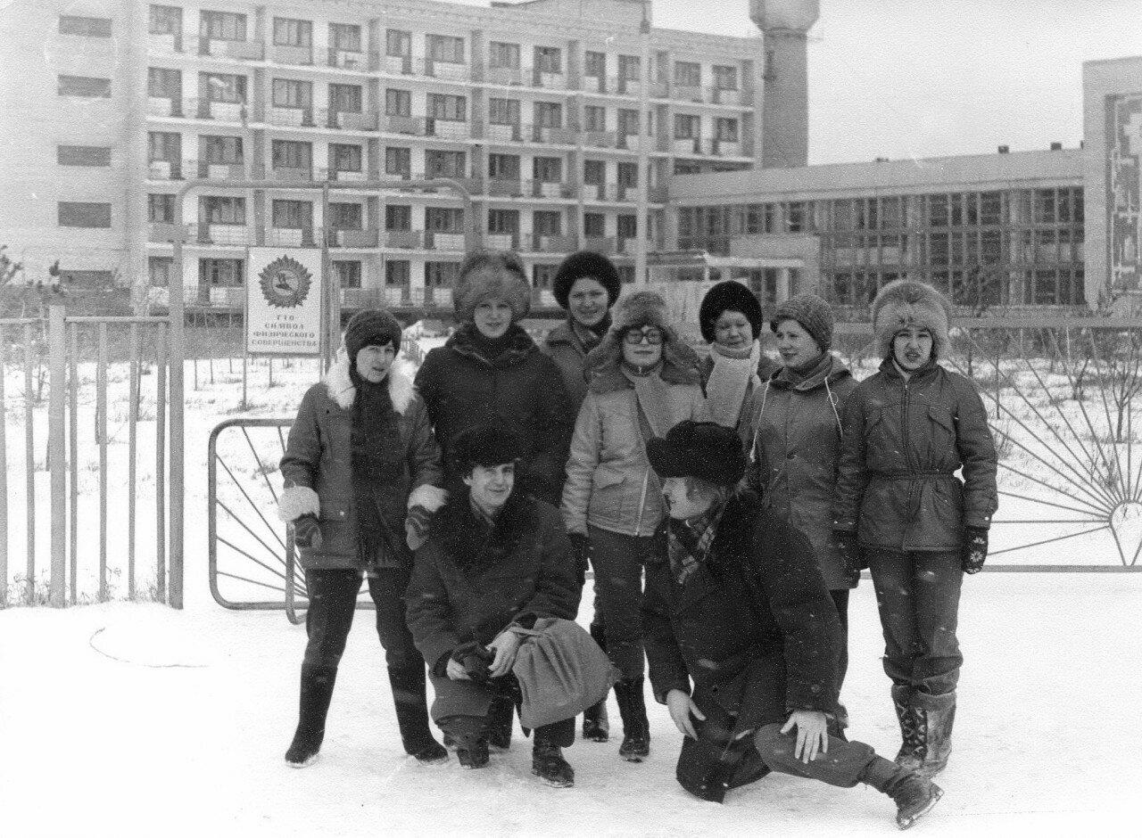 1980. Чернолучье