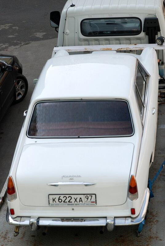 Lancia Flaminia 3B