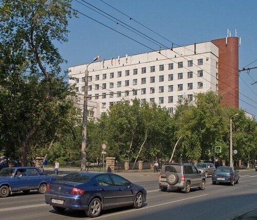 Горбольница ГКБ 1, Воровского 16